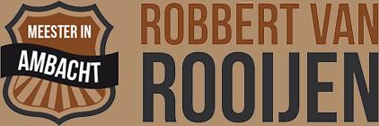 Logo Robbert van Rooijen
